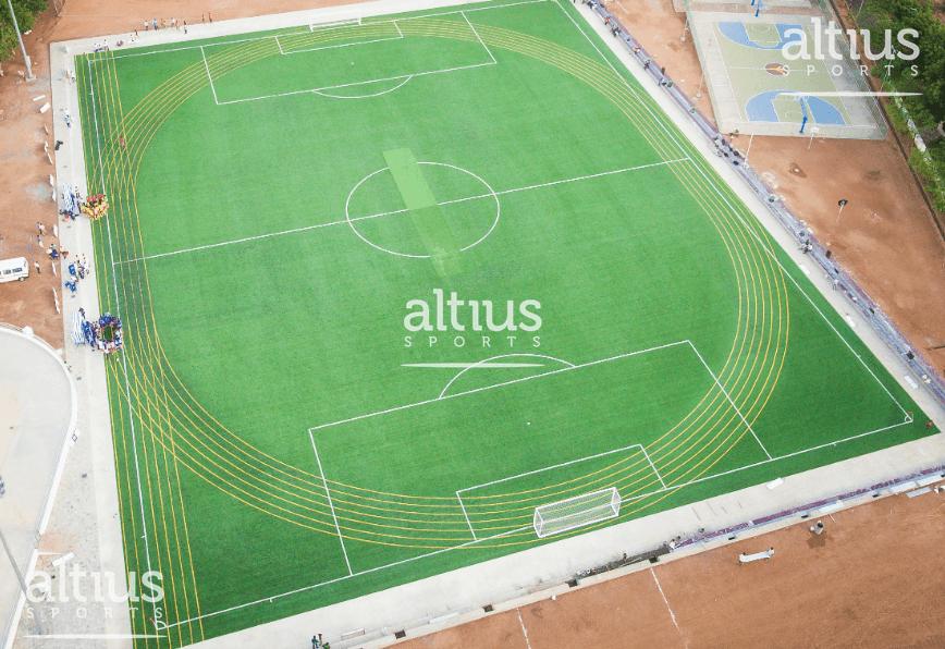 Uniform-football-ground