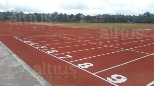 athletic-track-flooring for stadiums